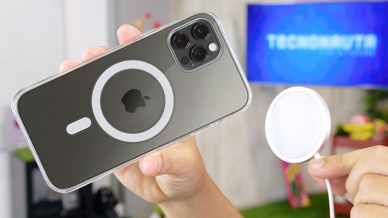 YA TENEMOS el iPHONE 12 MagSafe!!!!!!! No lo vas a creer…