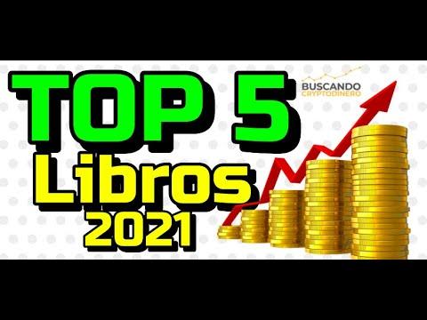 🟢 TOP 5 Mejores LIBROS 📚 de EDUCACION FINANCIERA 📈para este 2021 !! Mejora tu economía !!!