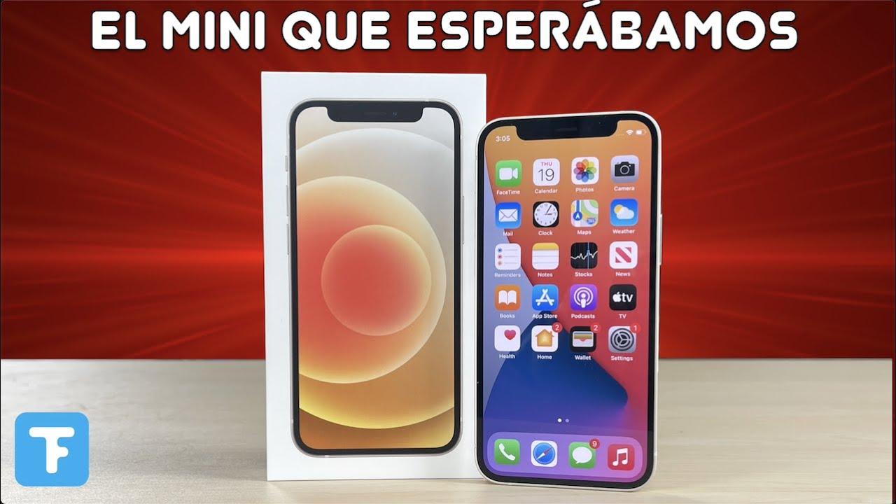 iPhone 12 Mini, el pequeño GIGANTE -Review