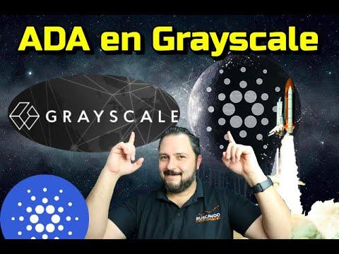 🔴 GRAYSCALE agrega CARDANO (ADA) 🚀 Nos vamos a los 0.54 usd 🤑!!