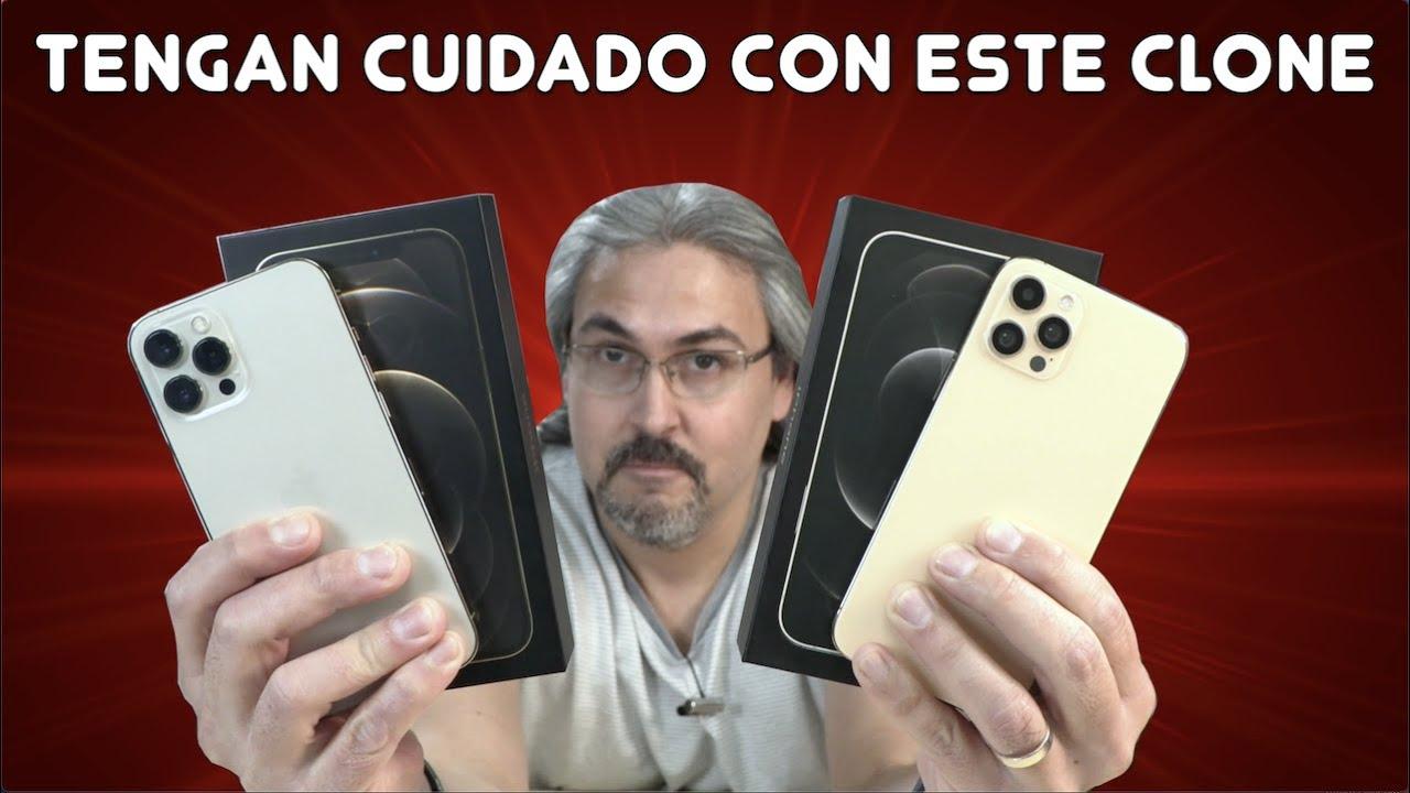 iPhone 12 Pro Max Clone vs iPhone 12 Pro Max Original