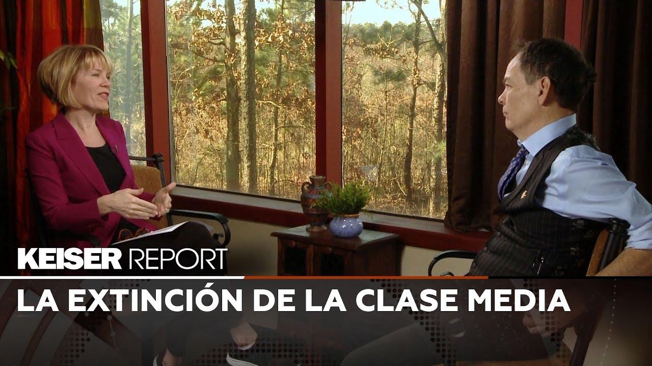 Keiser Report en Español: La extinción de la clase media (E1334)