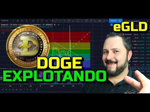 """DOGE 🐕 y eGLD """"EXPLOTANDO"""" 🚀+ 18 Altcoins !!!"""