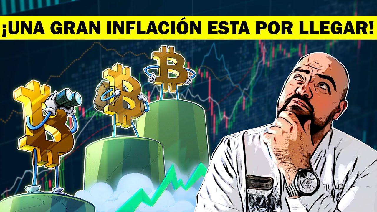 ¡NUEVA INVERSIÓN MILLONARIA EN BITCOIN, ESPAÑA Y ARGENTINA AL BORDE DEL COLAPSO – DAVID BATTAGLIA!