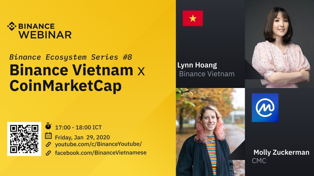 Binance Ecosystem Series #8: Binance Vietnam x CoinMarketCap