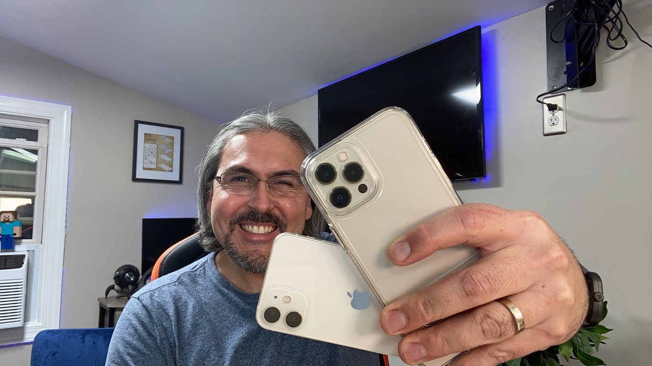 Hablemos del iPhone 12 Pro Max y iPhone Mini en vivo
