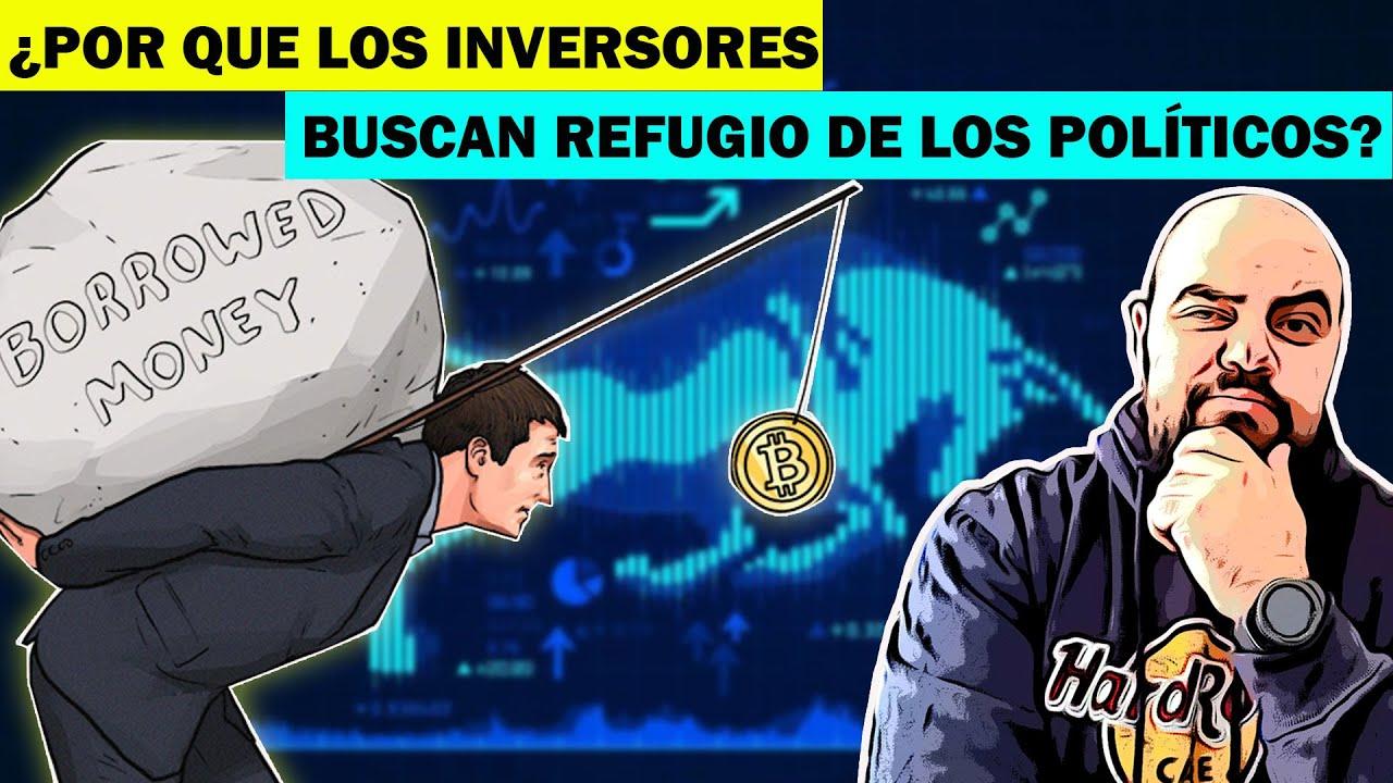 ¡BITCOIN SE DISPARA MIENTRAS SE AGRAVA LA CRISIS EN ESPAÑA Y ESTADOS UNIDOS- DAVID BATTAGLIA!