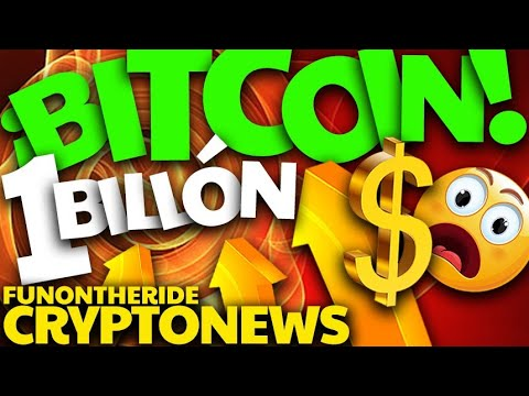 ¡BITCOIN 1 TRILLION! ¡BITCOIN SUPERARÁ a GOOGLE!