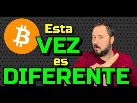 🥴 Esta VEZ es DIFERENTE #Bitcoin !!!