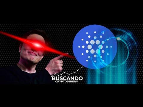 🔵 Elon Musk comprara Cardano (ADA)😱 ???