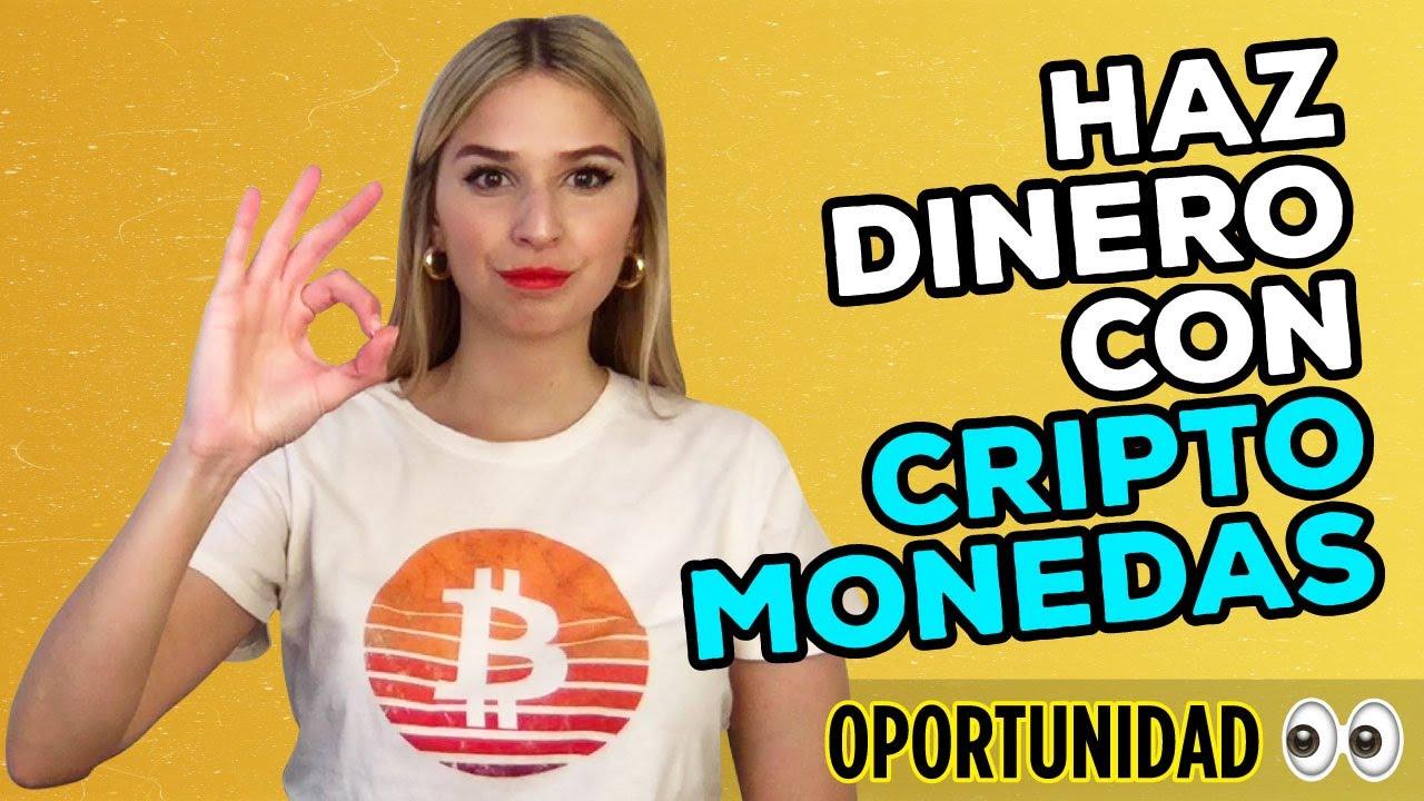 HACER DINERO CON CRIPTOMONEDAS EN 2021!!!!! OPORTUNIDAD!