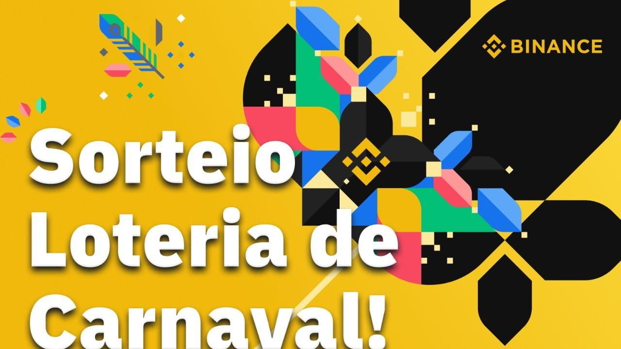 Sorteio Loteria de Carnaval!