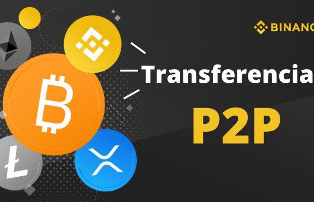 BINANCE TUTORIAL 2021 [Como hacer transferencias de criptomonedas en la wallet P2P]