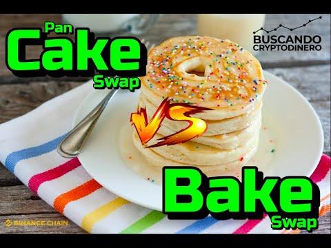 🥞 Pancake Swap 🆚 BakerySwap 🍩    La batalla por el DEX mas sabroso 🥊 !!