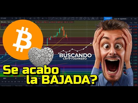 Se acabo la bajada Bitcoin?? + 22 Graficas y Rifas !!!