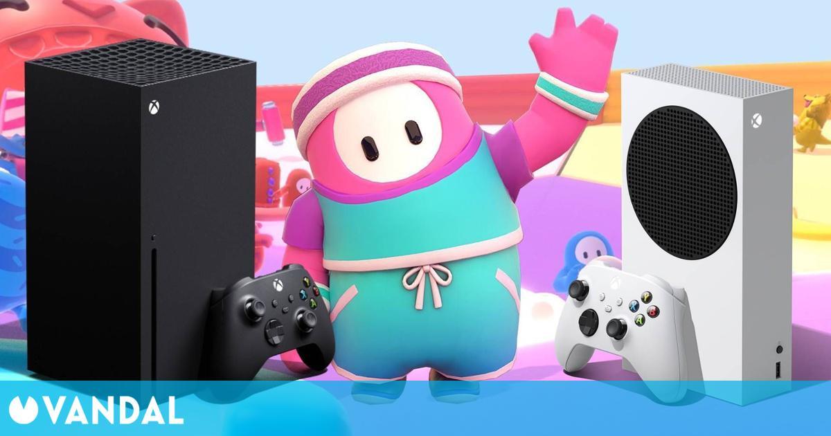 Fall Guys también llegará a Xbox Series X/S y Xbox One en verano