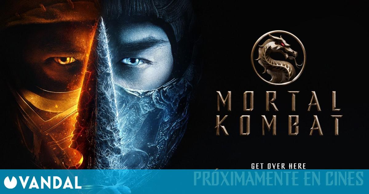 La película de Mortal Kombat estrena su primer tráiler en español sin censura