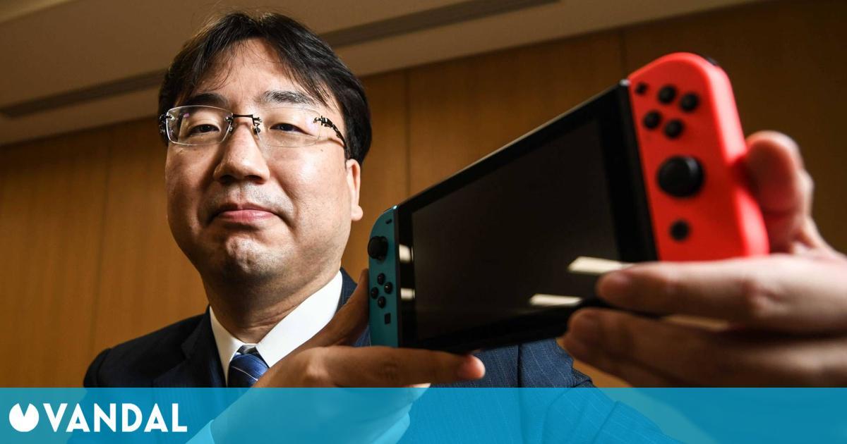 La sucesora de Switch necesita 'ofrecer nuevas formas de entretenimiento', según Furukawa