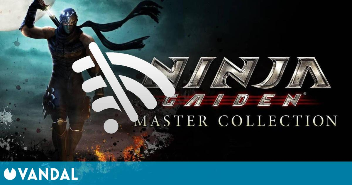 Ninja Gaiden: Master Collection no contará con los modos multijugador de los originales