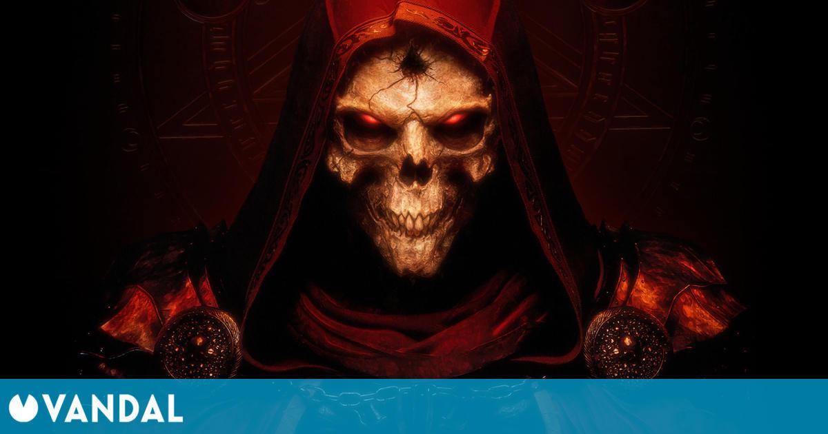 Diablo 2 Resurrected llegará en 2021 a PC, Switch, PS5, PS4, Xbox Series y Xbox One