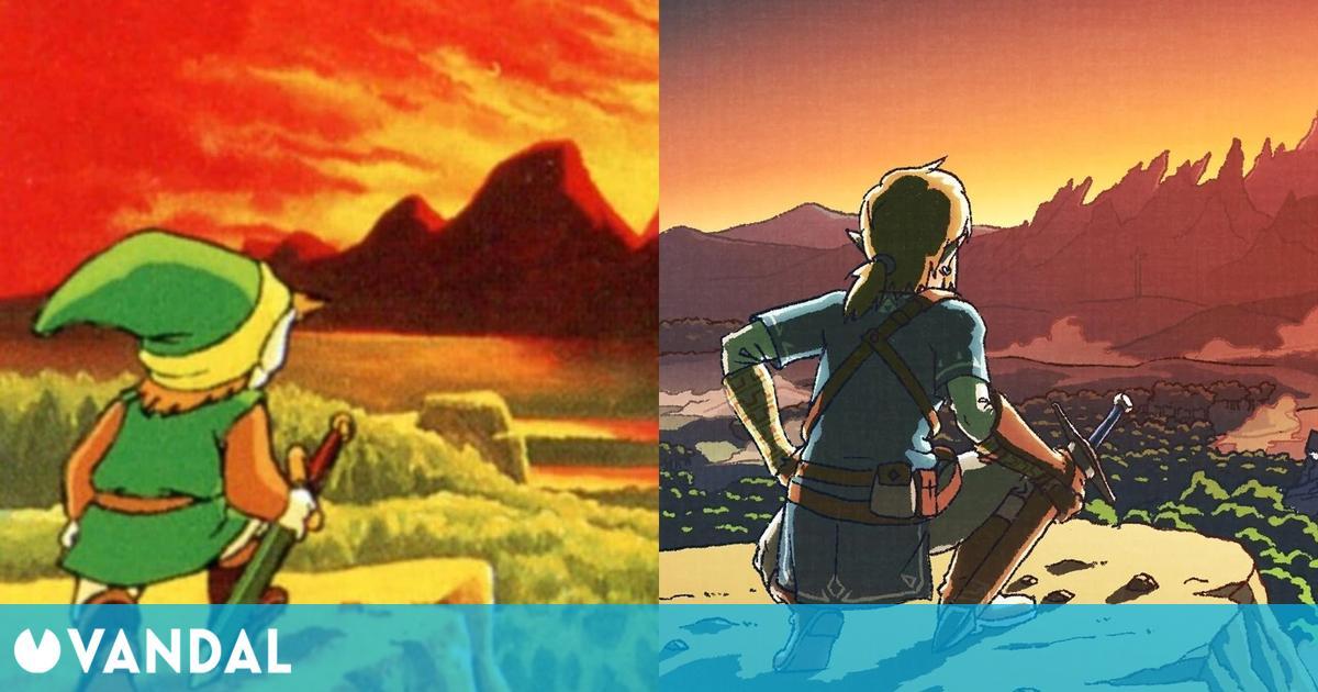 The Legend of Zelda cumple hoy 35 años revolucionando la industria del videojuego