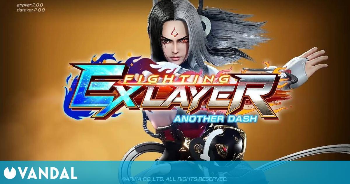 Anunciado Fighting EX Layer: Another Dash con un nuevo tráiler donde despliega su acción