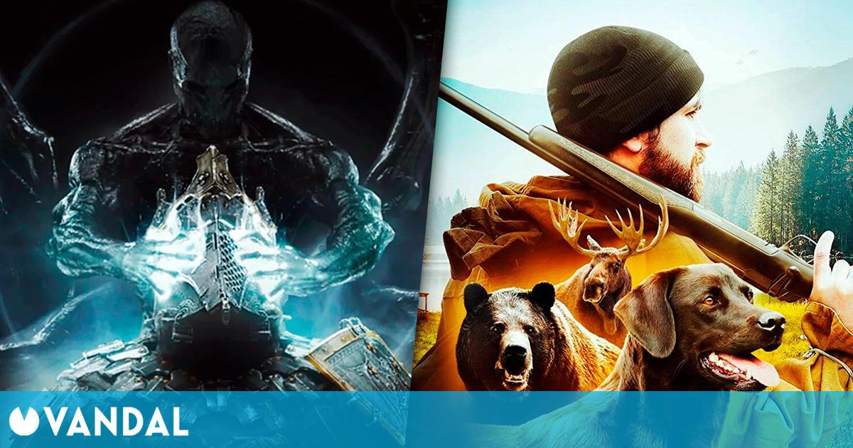 Mortal Shell y Hunting Simulator 2 tendrán versiones para consolas de nueva generación