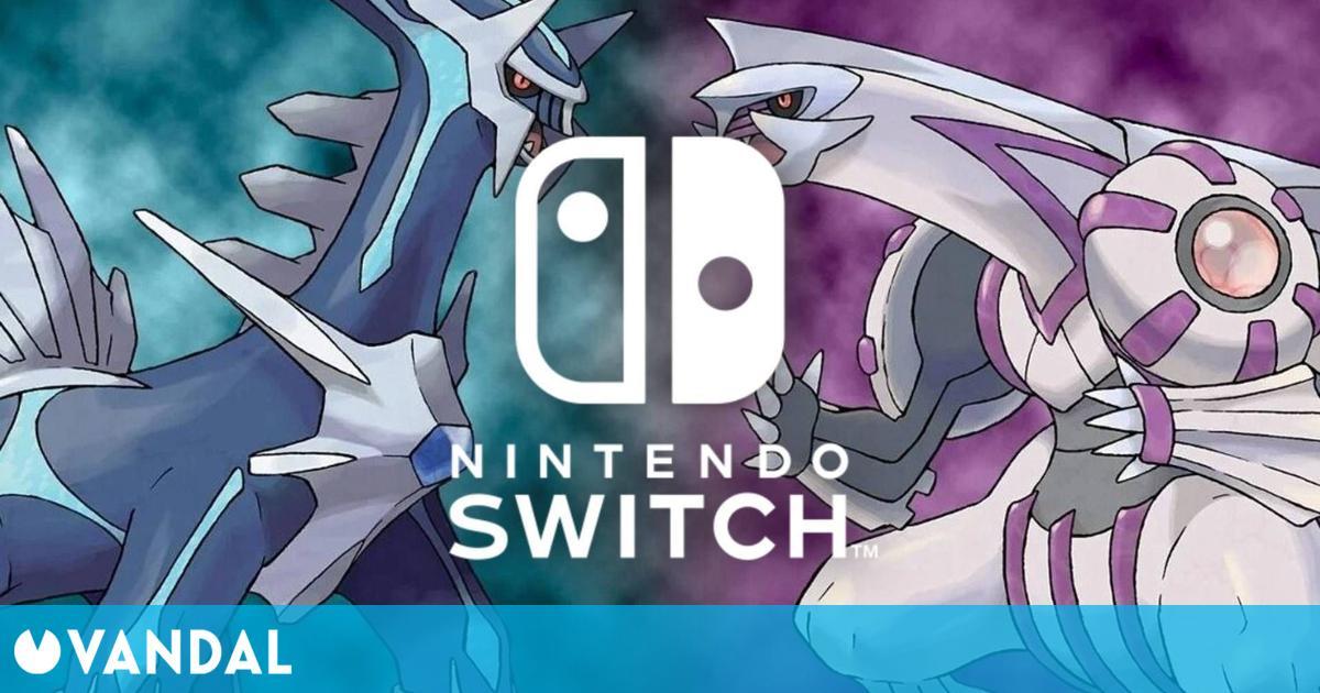 Los remakes de Pokémon Diamante y Perla se anunciarían este fin de semana, según rumores
