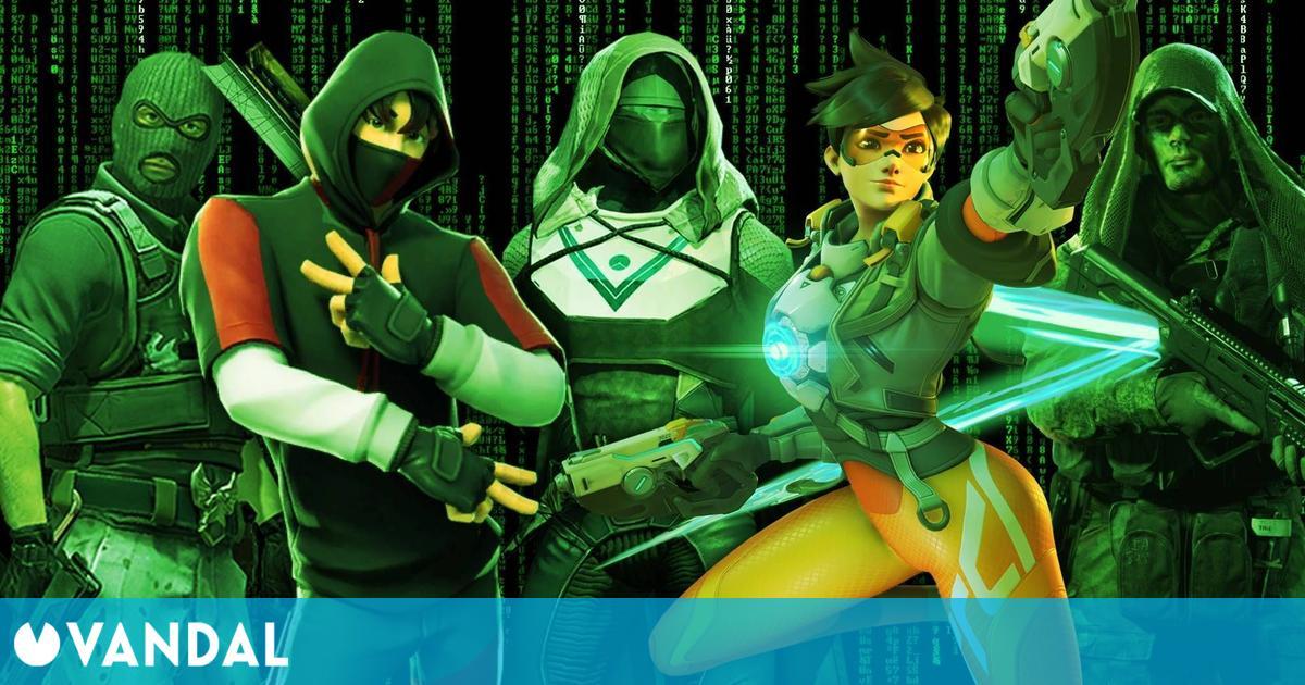 Un estudio revela qué juegos tienen más tramposos y Fortnite está a la cabeza