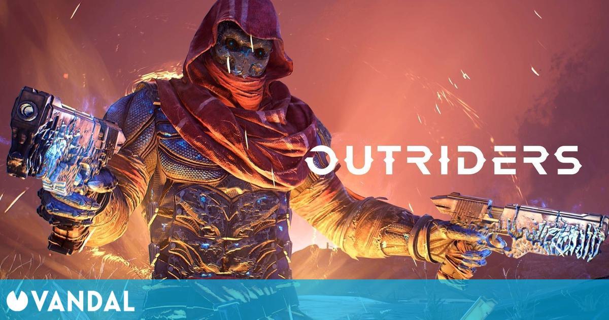 Outriders: La quinta transmisión se emite el 24 de febrero y se centrará en la demo gratuita
