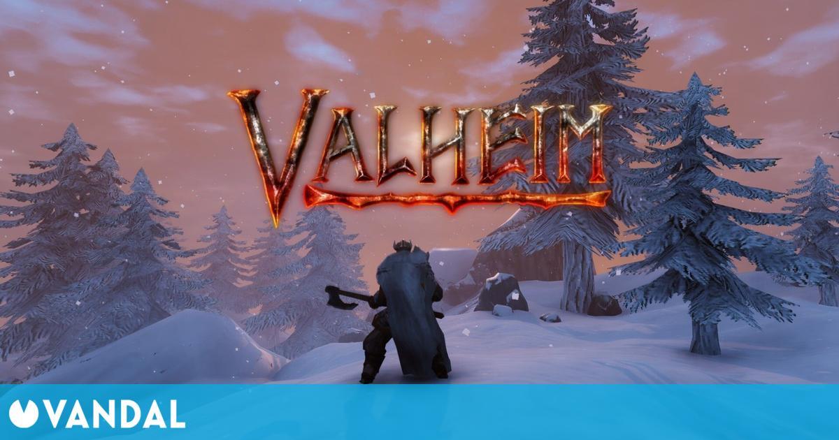 Valheim, sólo por detrás de CS:GO con 500.000 jugadores concurrentes en Steam