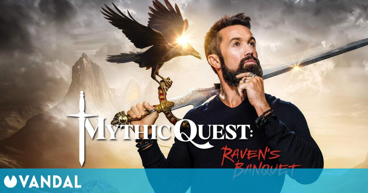 Mythic Quest: La comedia del MMO más popular presenta el adelanto de su temporada 2