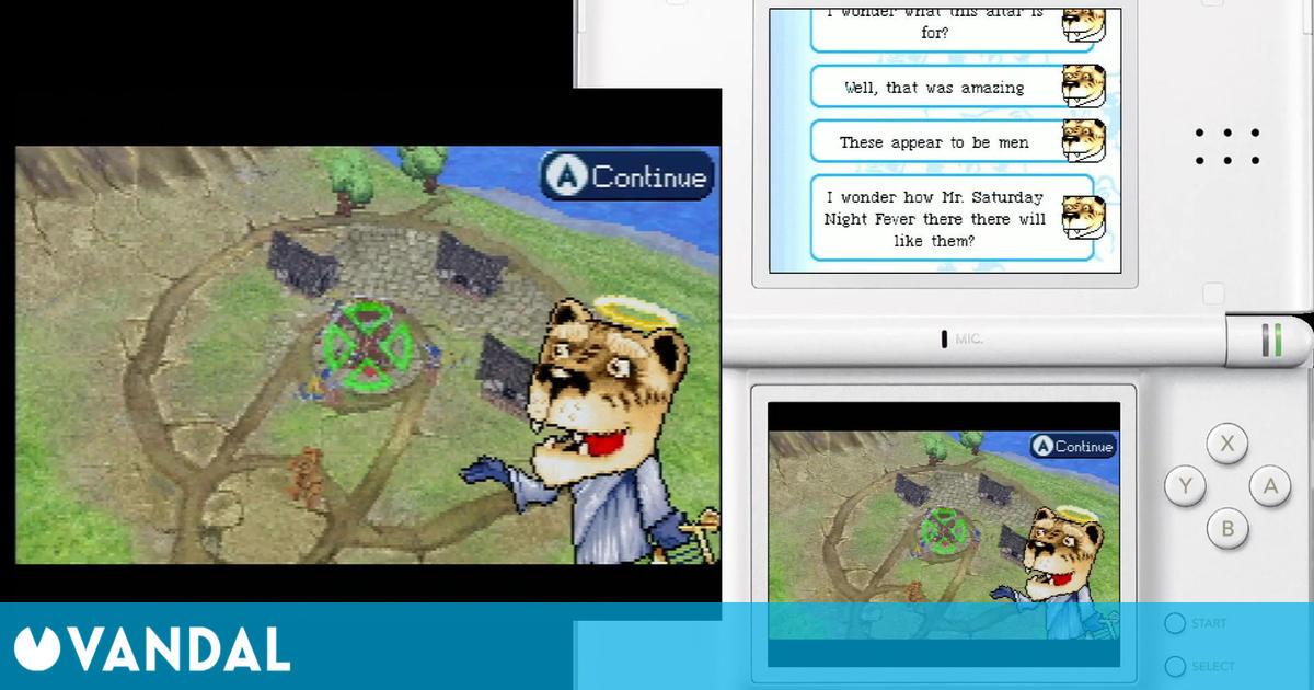 Se filtra gameplay de Black & White Creatures, un juego para DS de la saga de Lionhead