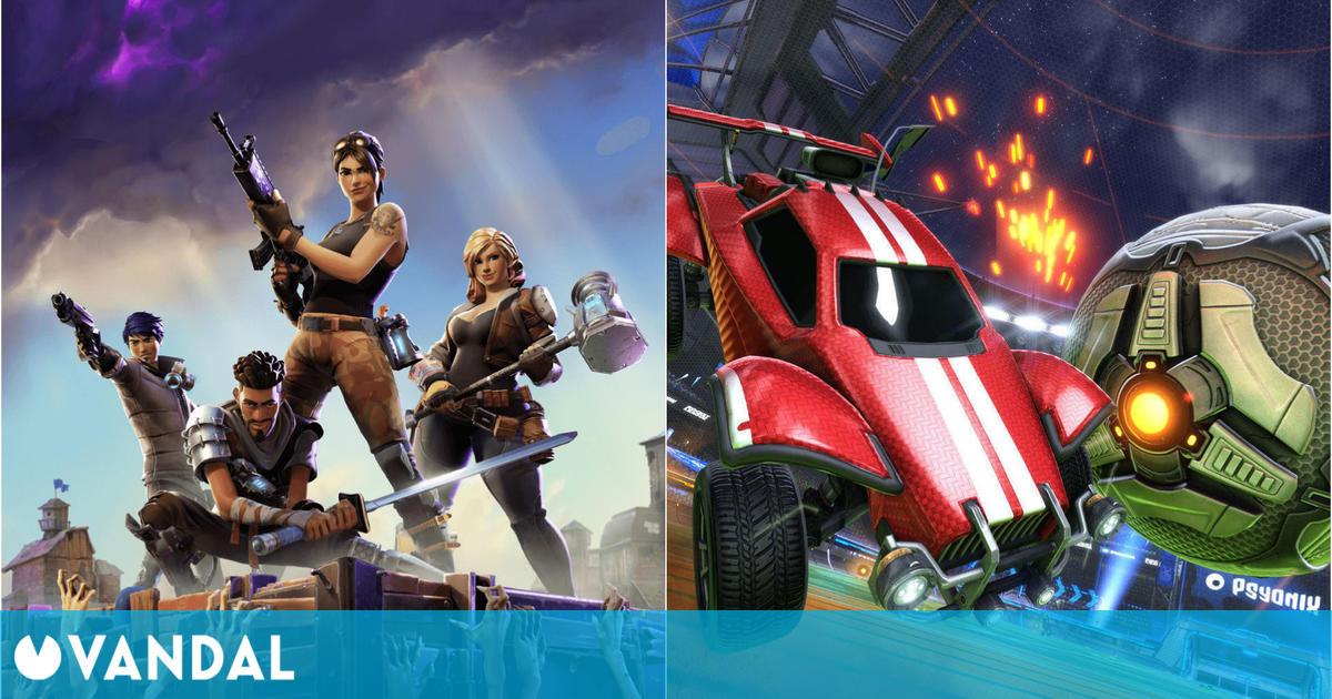 Epic dará monedas de Fortnite y Rocket League a quienes compraran cajas de botín