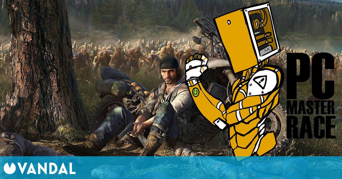 Days Gone llegará a PC en primavera seguido de otras adaptaciones de juegos de PlayStation