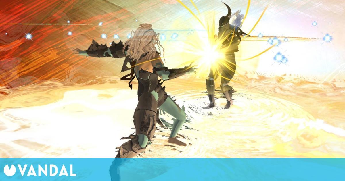 El Shaddai: Ascension of the Metatron llegará a PC diez años después de su estreno original