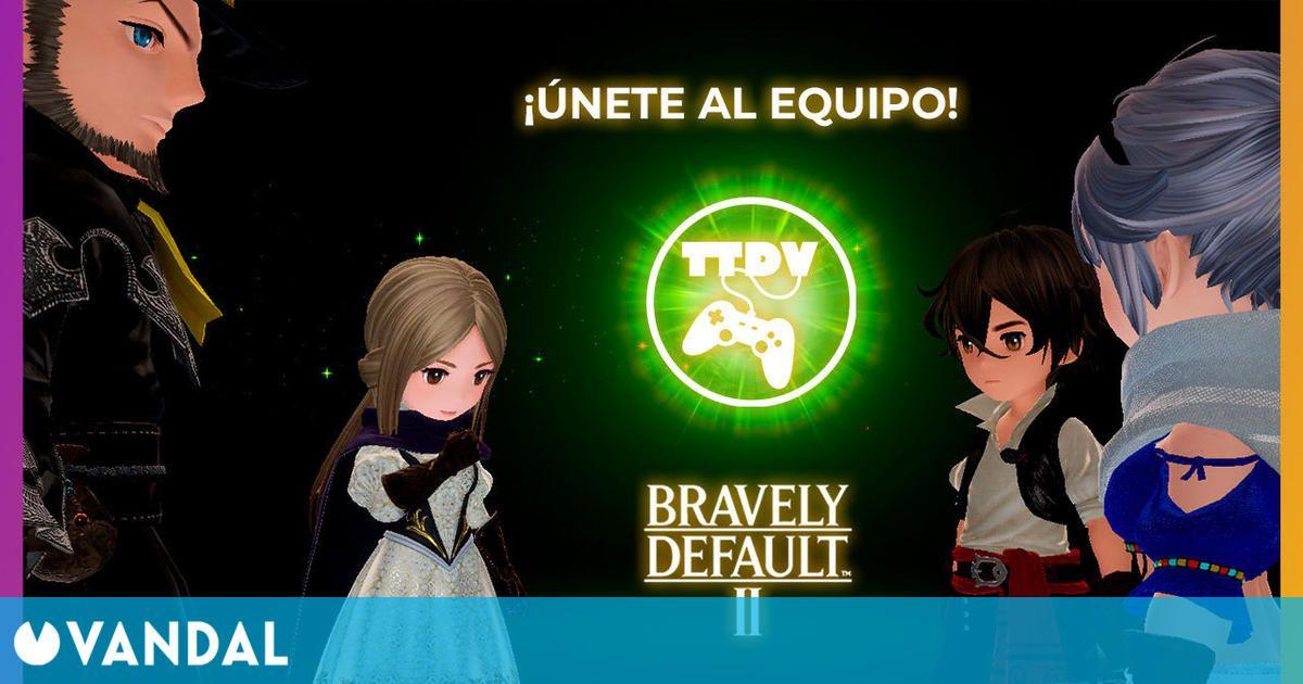TTDV: Últimos días para estrenar Bravely Default 2 por su lanzamiento