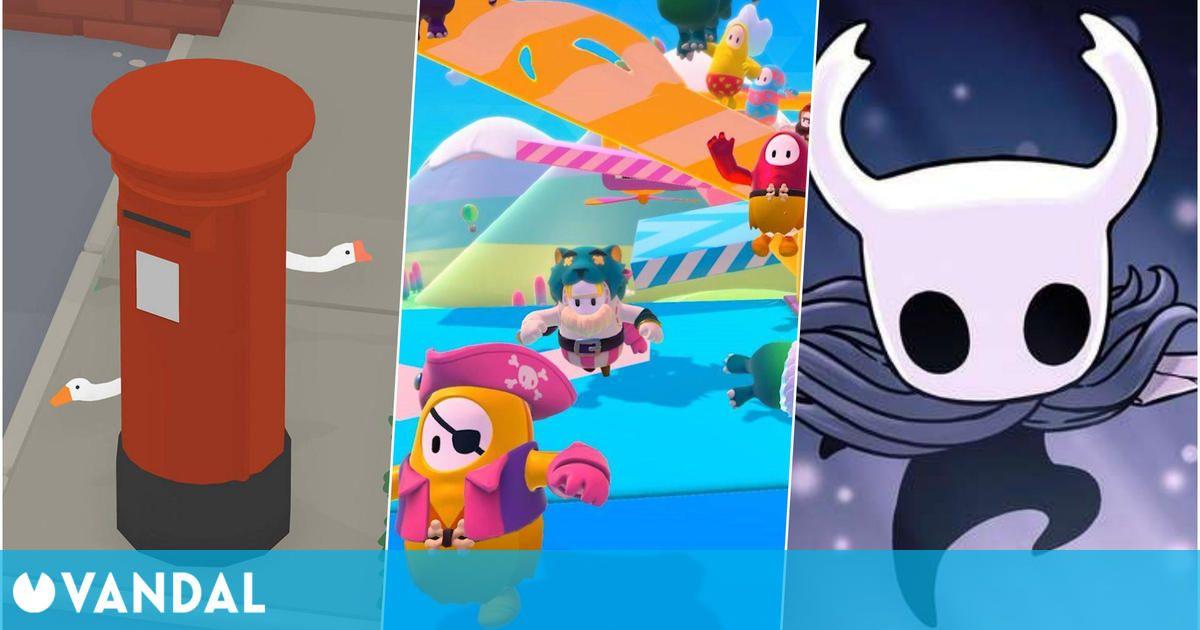 Fall Guys, Cuphead y cientos de indies están de oferta en PS Store hasta el 3 de marzo
