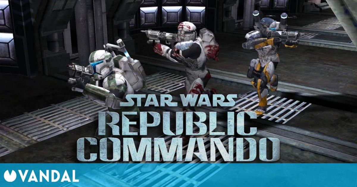 Star Wars: Republic Commando se relanzará en PS5, PS4 y Switch el 6 de abril