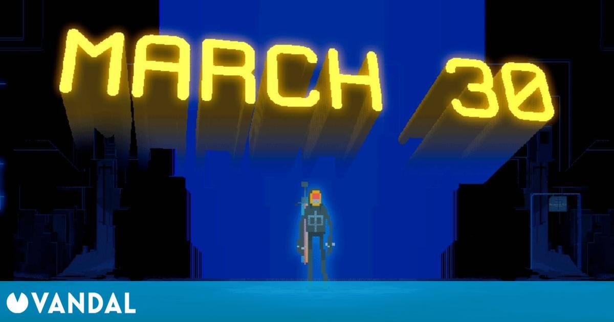 Narita Boy llevará su épica ochentera a PS4, Xbox One, PC y Switch el 30 de marzo