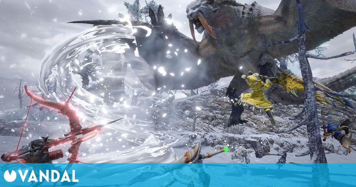 Monster Hunter Rise: Sus creadores hablan del protagonismo e importancia de los escenarios
