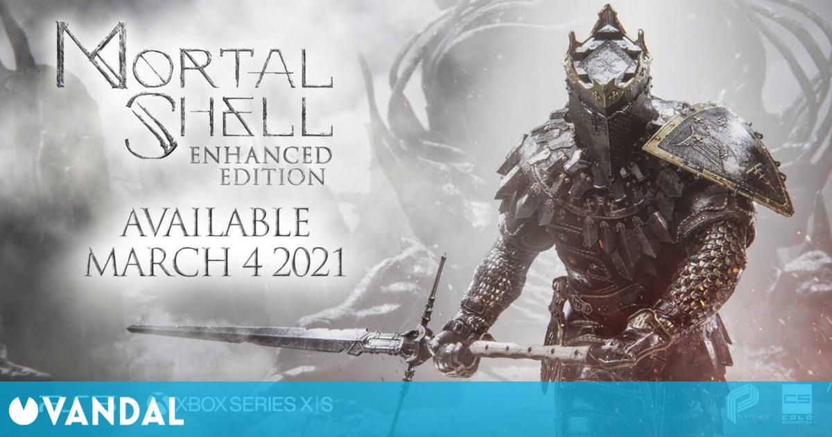 Mortal Shell recibirá una versión mejorada para PS5 y Xbox Series X/S el 4 de marzo