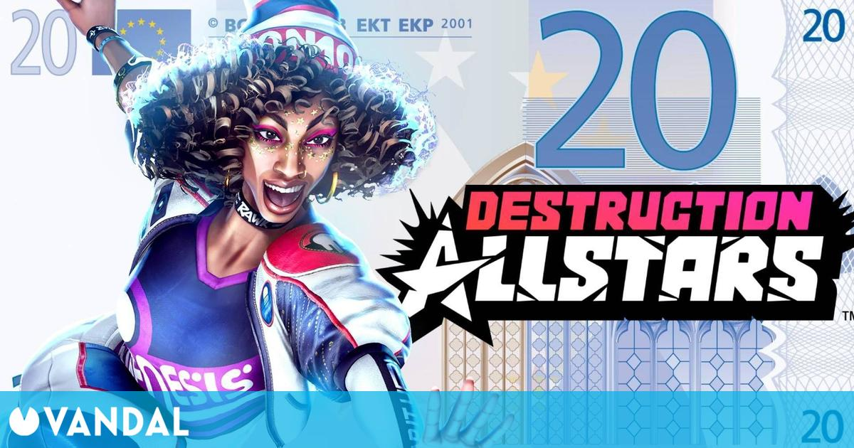 Destruction AllStars costará 19,99 euros cuando deje de ser gratuito con PS Plus