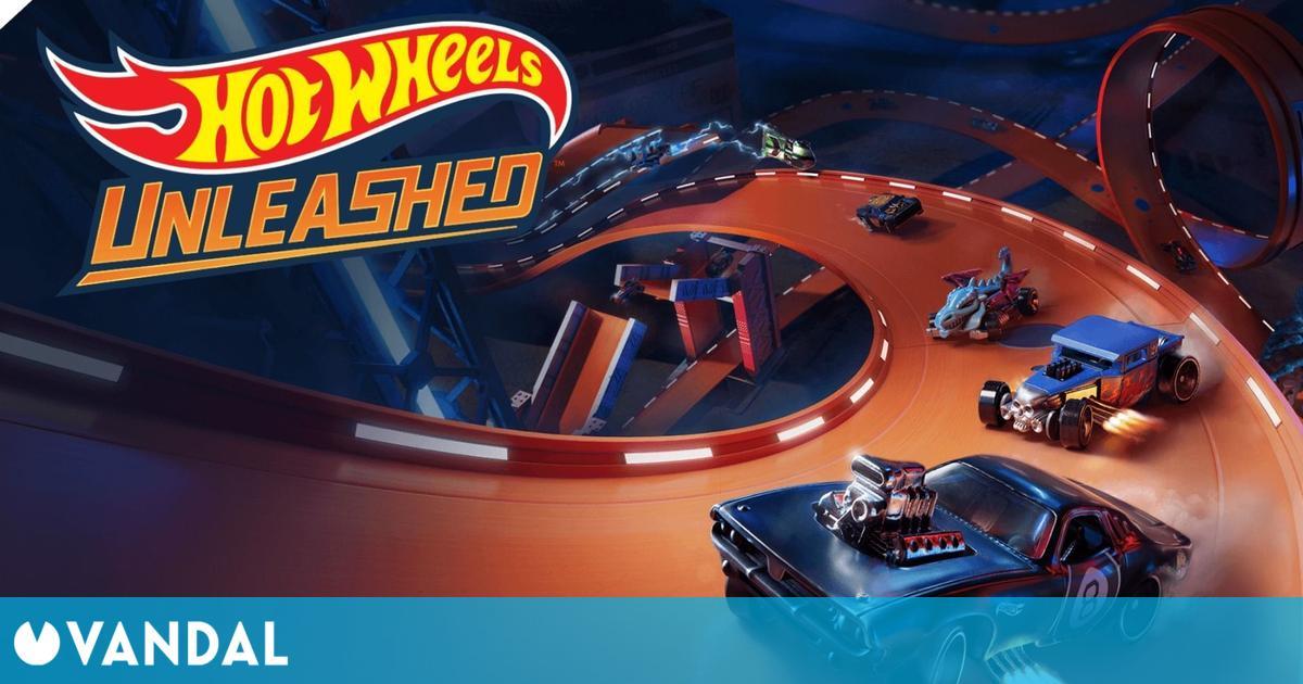 Anunciado Hot Wheels Unleashed, un arcade de conducción que se lanzará el 30 de septiembre