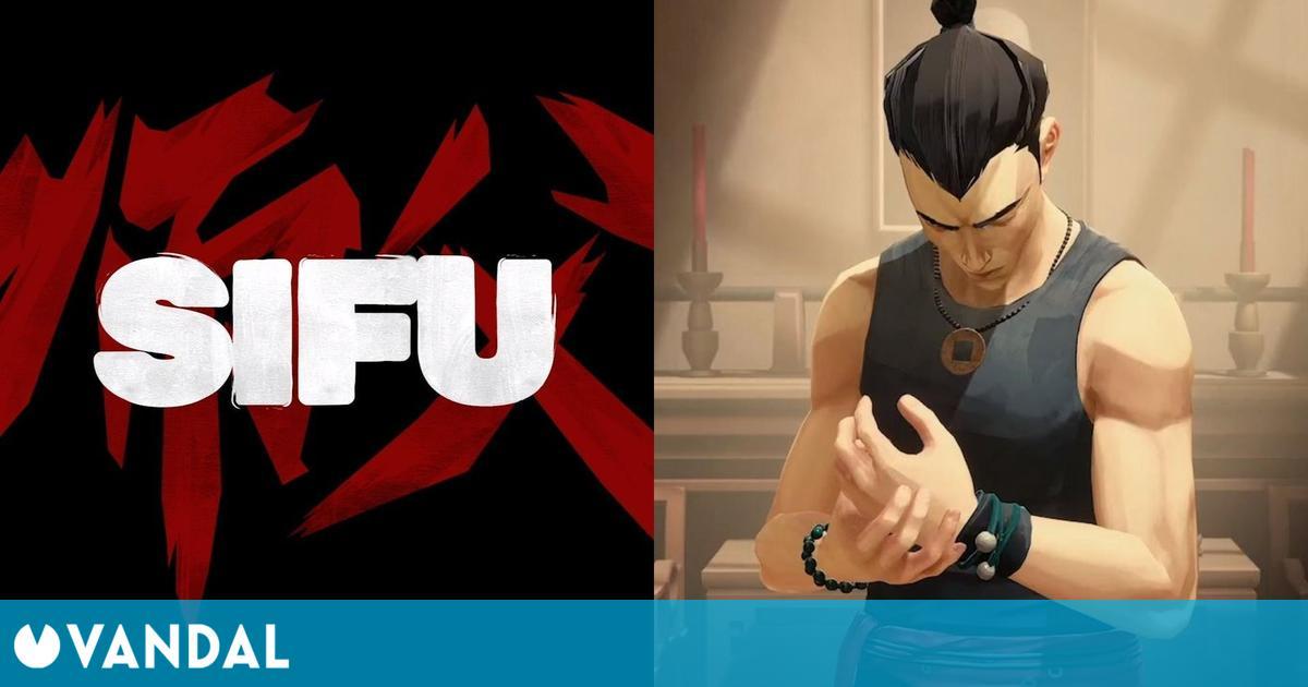 SIFU, lo nuevo de los creadores de Absolver, llegará a PS5 y PS4 a finales de año