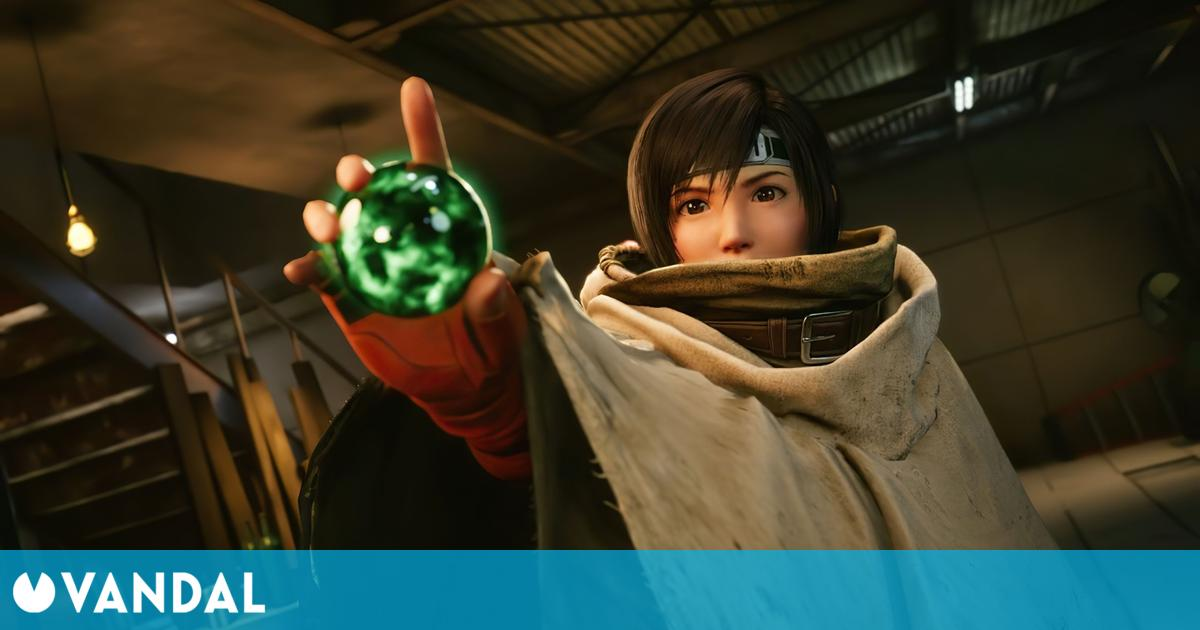 Final Fantasy VII Remake Intergrade de PS5: actualización gratis de PS4 y episodio con Yuffie