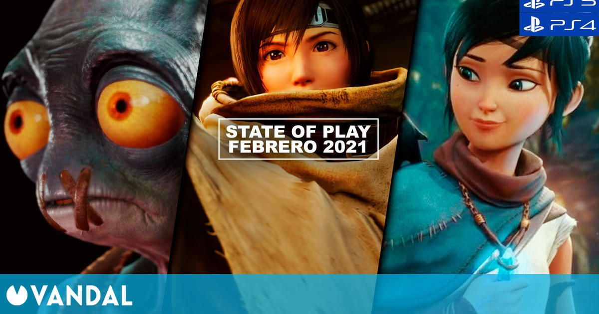 Resumen State of Play: Final Fantasy 7 Remake en PS5, gameplay de Returnal y más