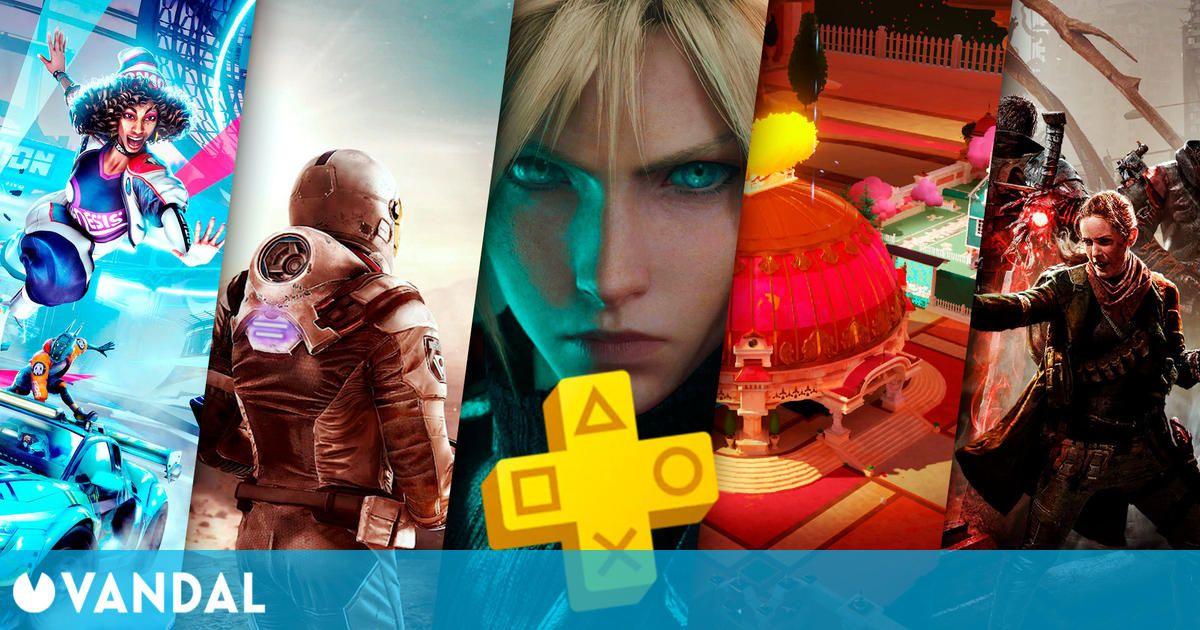 Ya disponibles los juegos gratis de PS Plus en marzo de 2021 para PS5 y PS4