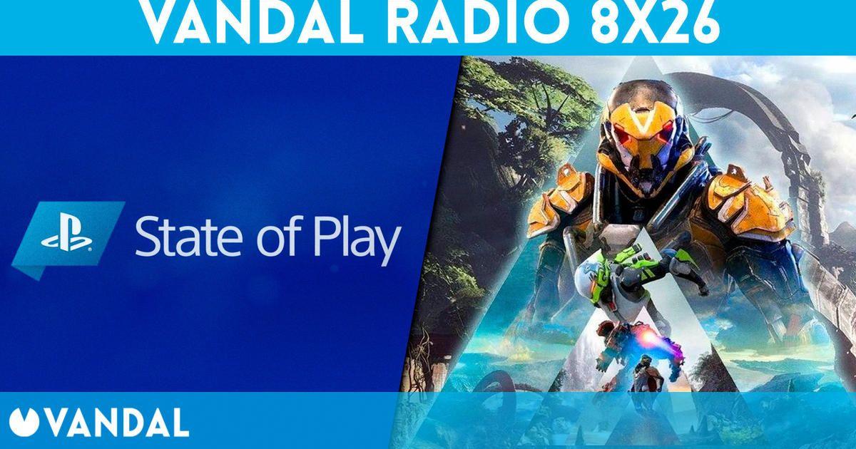 Vandal Radio 8×26 – State of Play, PSVR 2, Diablo 2 Resurrected, la muerte de Anthem