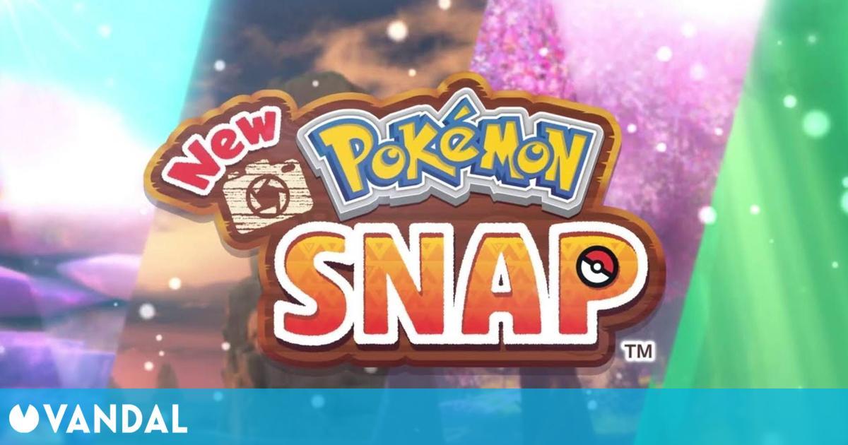 New Pokémon Snap se muestra en un nuevo tráiler durante el Pokémon Presents